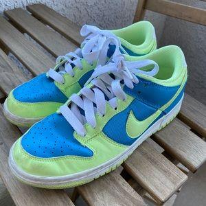 Nike Women's Dunk Low Sneakers 317813-431 Size 7.5